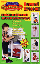 Award winning reward system